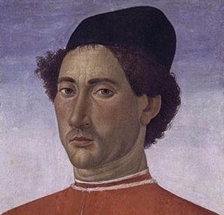 Portrait of Alessandro Sforza