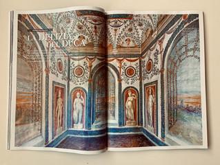 Villa Imperiale su Bell'Italia!