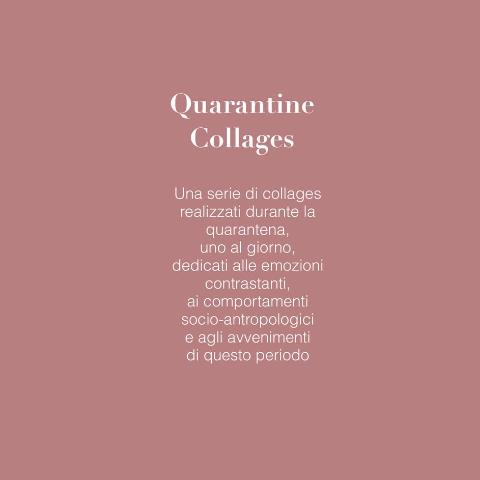 Quarantine Collages