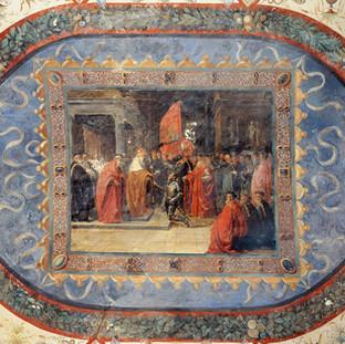 Sala della Fatiche d'Ercole