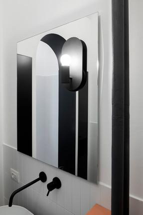 dettaglio specchio&luce