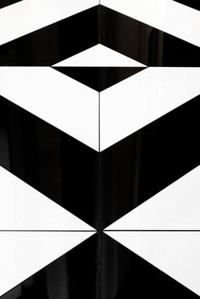 dettaglio pavimento ingresso