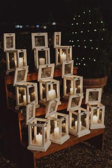 Romantiche lanterne