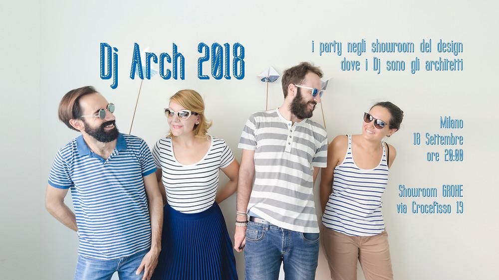 PLUS ULTRA studio Dj Arch 2018