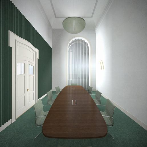 Suites uffici, primo piano