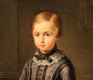 Portrait of Cesare Castelbarco Albani