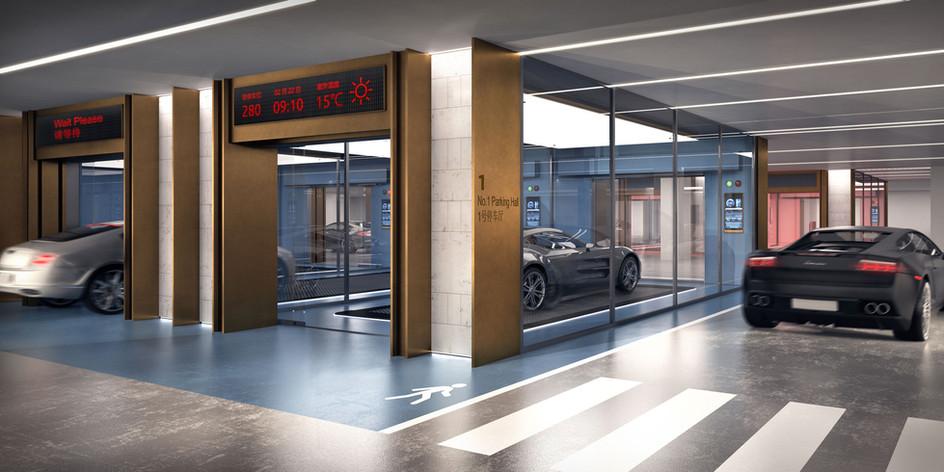 Parking Lobby