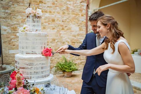 Cake Cutting in the Sforza court