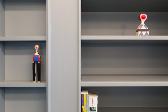dettaglio della libreria