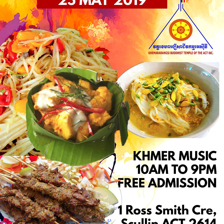 Cambodian Food Fair