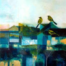 The bellbirds song