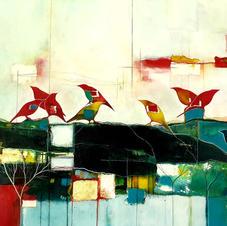 Colourful kinship