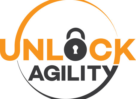 Launching unlockagility.com