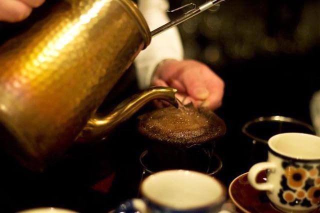 保多織コーヒーフィルター