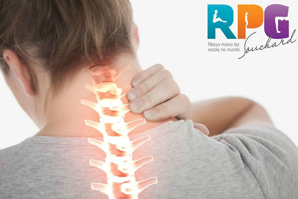 Fisioterapia RPG para a Coluna Cervical