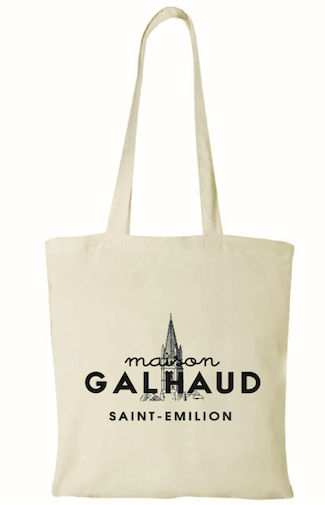 Tote Bag Maison Galhaud