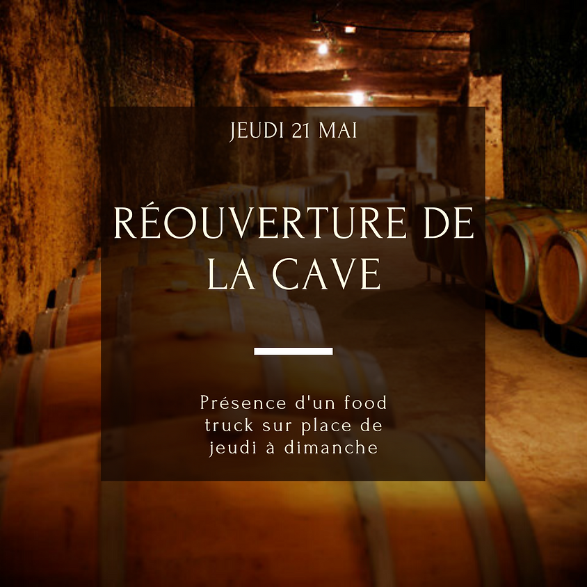 Reopening of the Cellar