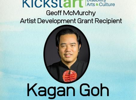 Geoff McMurchy Artist Development Grant 2020 Recipient Announcement
