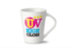 SquareNuts cadeaux d'affaires UV high gloss
