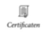 squarenuts certificaten