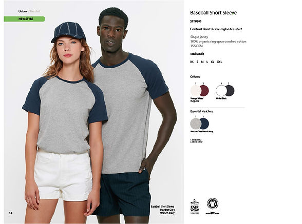 squarenuts nouvelle collection baseball short sleeve