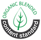 SquareNuts Logo organic blended