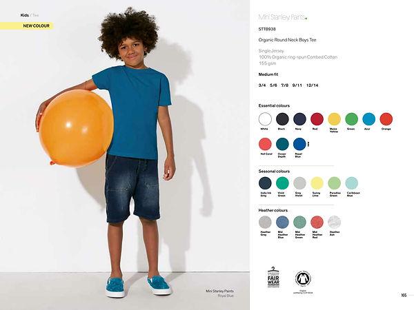 SquareNuts collection enfant mini stanley paints