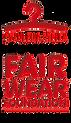 squarenuts fair wear logo