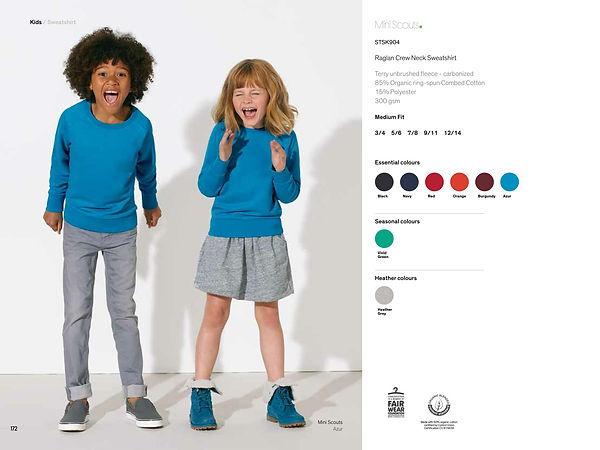 SquareNuts collection enfant mini scouts