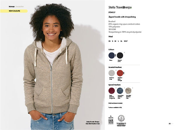 squarenuts nieuw collection stella travels sherpa