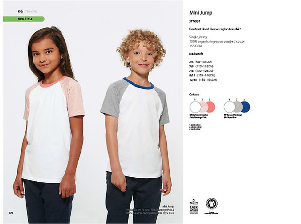 squarenuts new collection mini jump