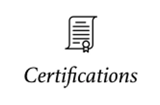 squarenuts certifications