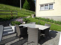 Gästesitzplatz