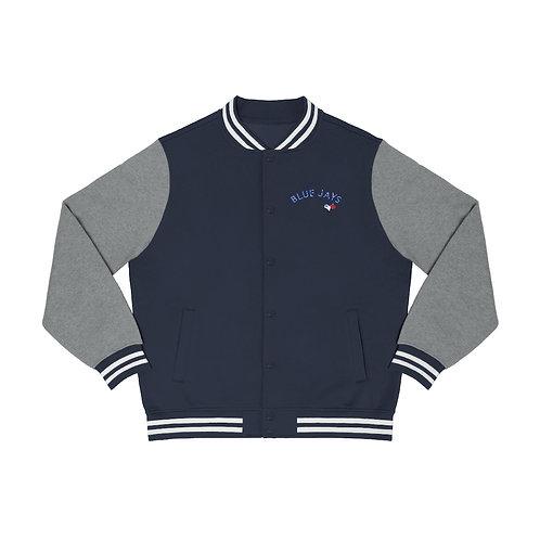 BLUE JAYS Men's Varsity Jacket