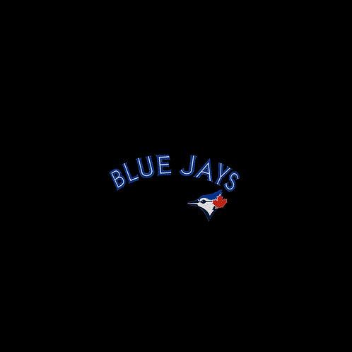 BLUE JAYS Unisex Flat Bill Hat