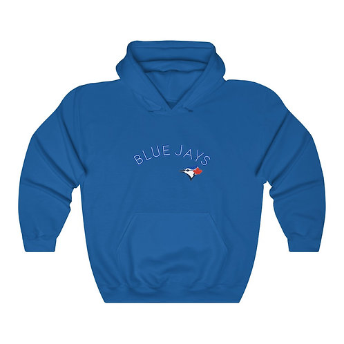BLUE JAYS Unisex Heavy Blend™ Hooded Sweatshirt