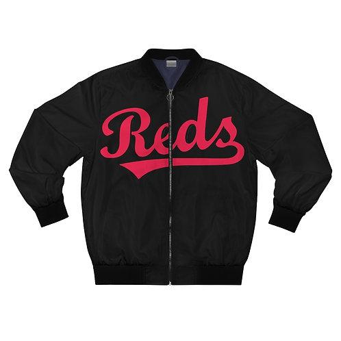 REDS Men's AOP Bomber Jacket