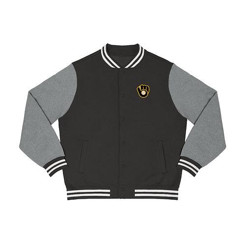 BREWERS Men's Varsity Jacket
