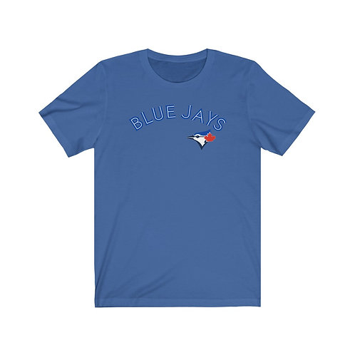 BLUE JAYS Unisex Jersey Short Sleeve Tee