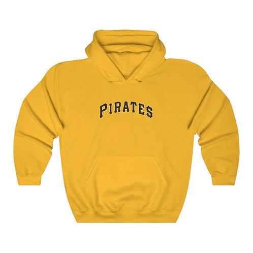 PIRATES Unisex Heavy Blend™ Hooded Sweatshirt