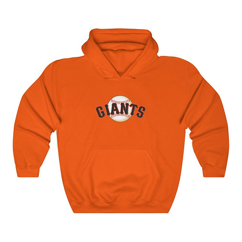 GIANTS Unisex Heavy Blend™ Hooded Sweatshirt