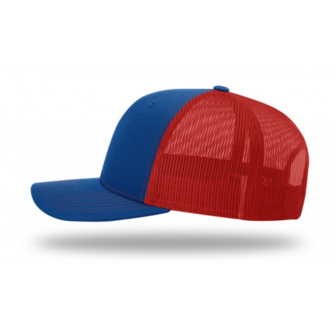 Royal and Red Trucker RYLRD112