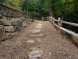 Natural Stone Boulders are the Perfect Material for a Retaining Wall That Will Last for Ages...and A