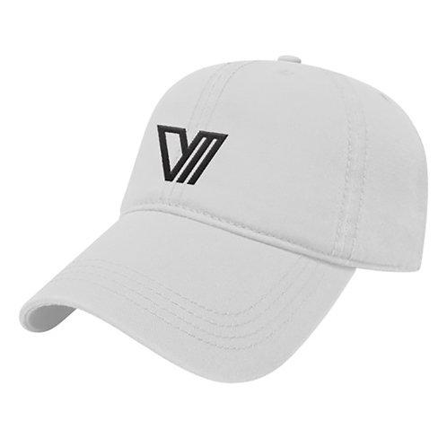 Val Mooty Logo Hat - White