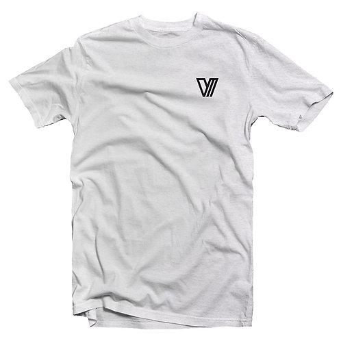 Val Mooty Logo T-Shirt - White