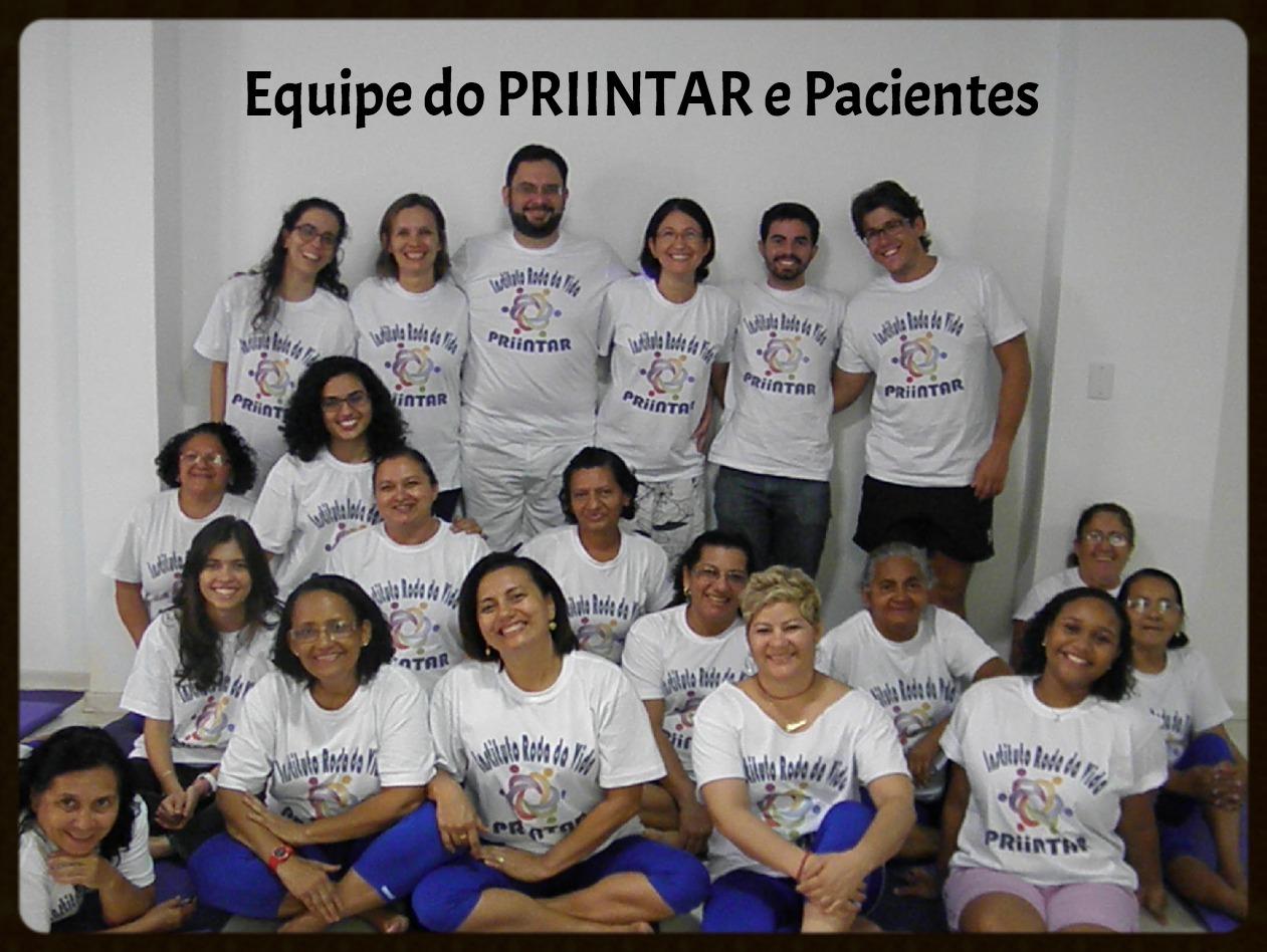 Equipe do PRIINTAR