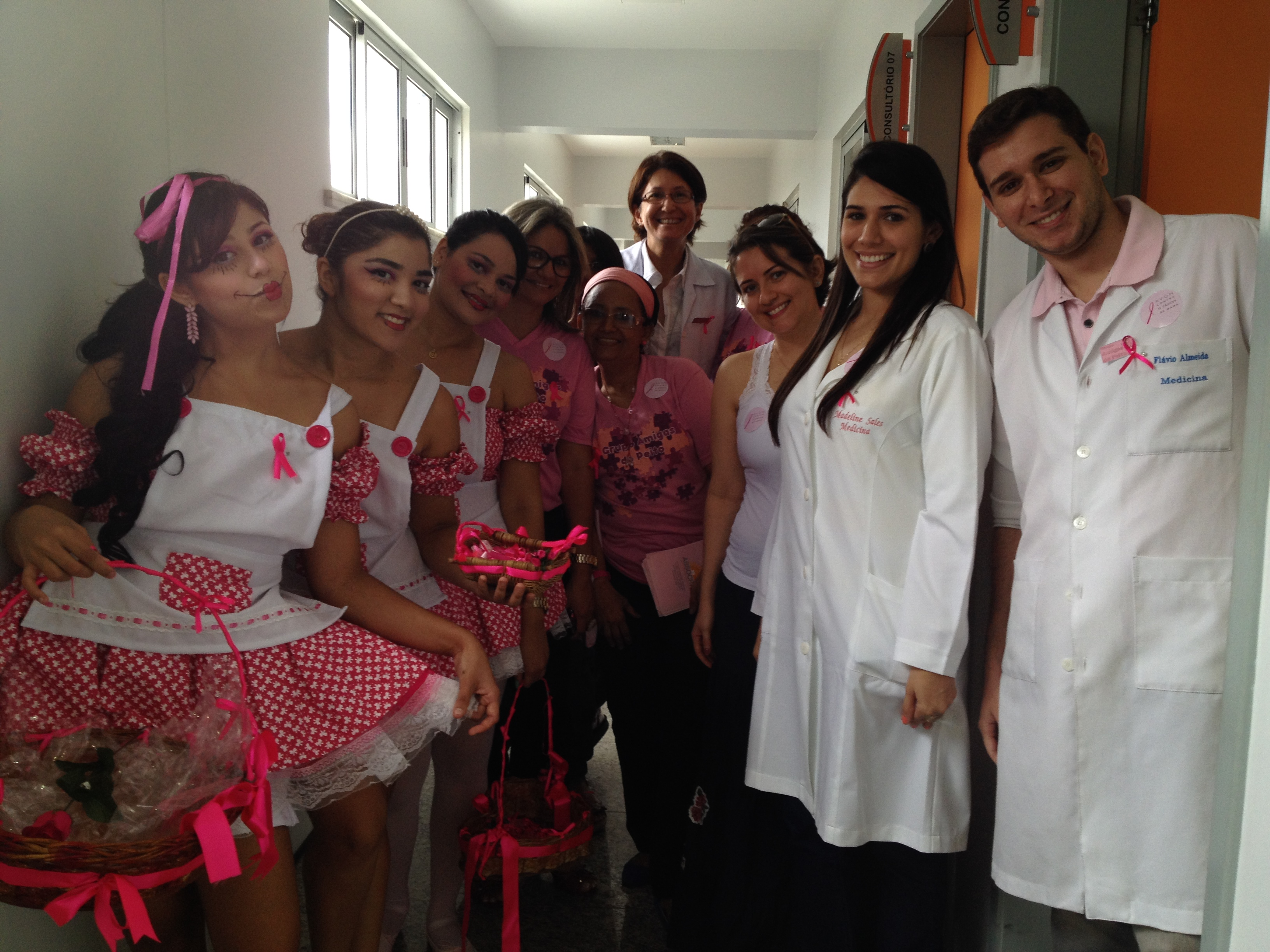Instituto Roda da Vida- Outubro Rosa