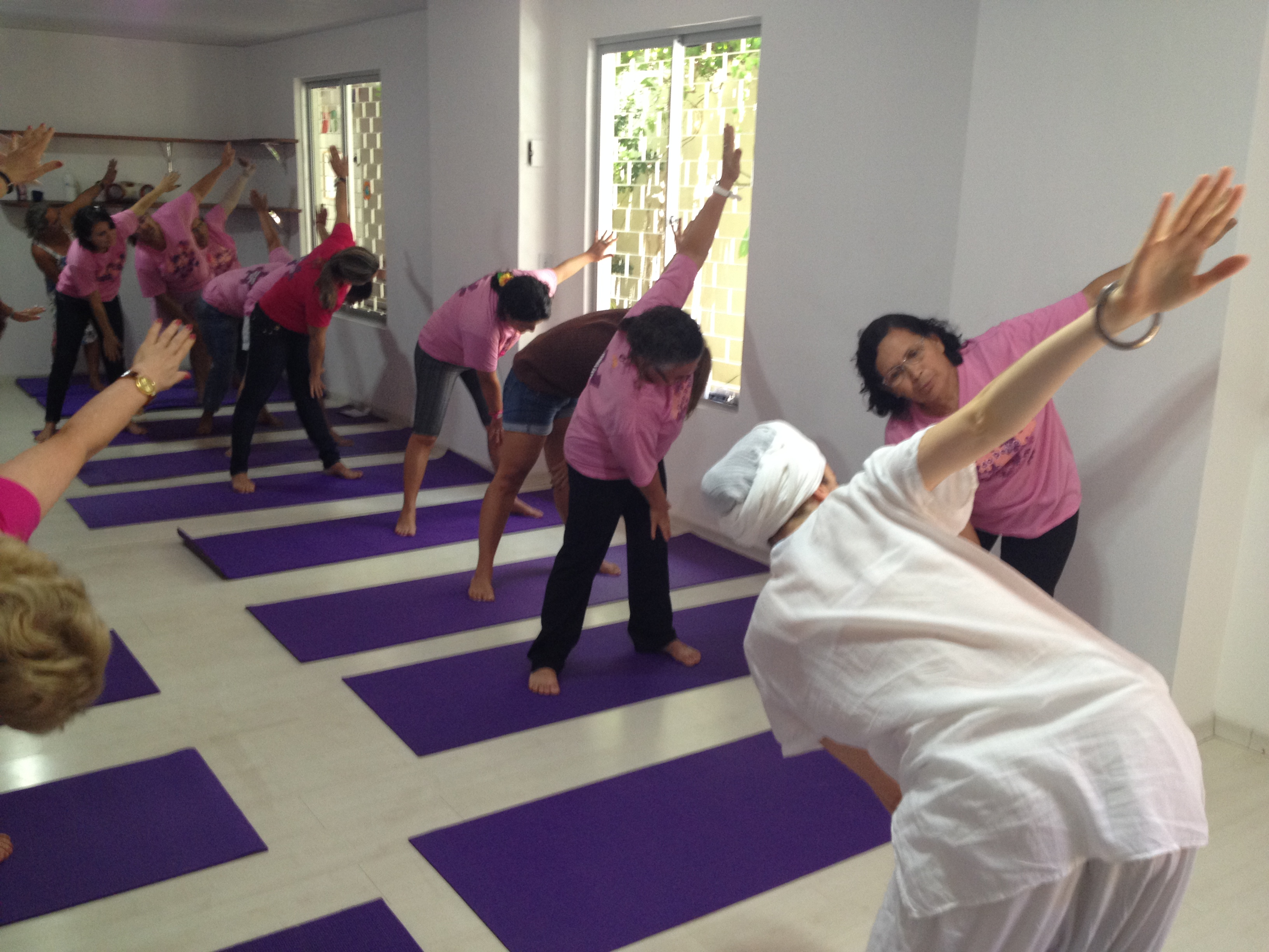Yoga com Ananda Kaur