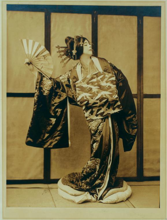 Ruth St. Denis, Ted Shawn Oriental Tour, 1926