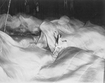 Portrait of Loie Fuller, 1900's